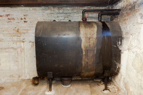 heating tank inspection
